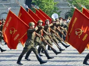 """""""A 41-a aniversare a Armatei Sovietice"""""""