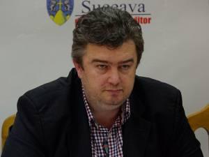 Președintele Consiliului Județean Suceava, Cătălin Nechifor