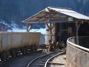 Exploatarea minieră de uraniu de la Crucea va intra într-un proces de închidere şi ecologizare