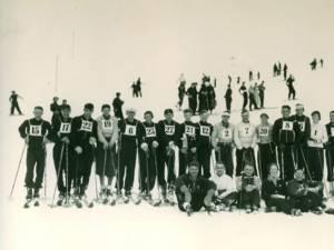 """""""Campionatele naţionale de ski"""""""
