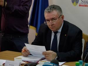 Vicepreşedintele Consiliului Judeţean Ilie Niţă