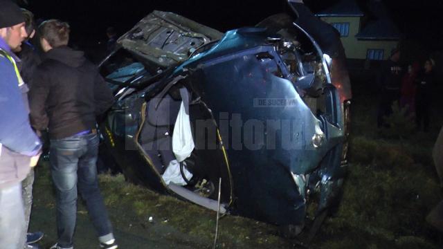 Tragicul accident petrecut joi seară la Volovăţ, când un tânăr în vârstă de 17 ani şi-a pierdut viaţa