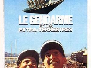 """Filmul francez """"Jandarmul şi extratereştrii"""", la Casa Prieteniei"""