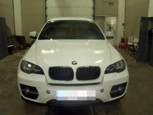 Autoturismul marca BMW X6 a fost cumpărat legal din România
