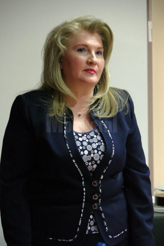 Procuror general Daniela Iuliana Lămăşanu