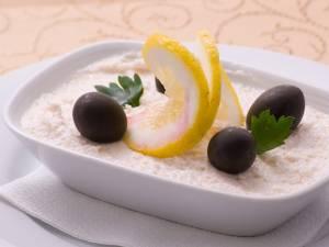 Salată de icre cu griș. Foto: doctorulzilei.ro