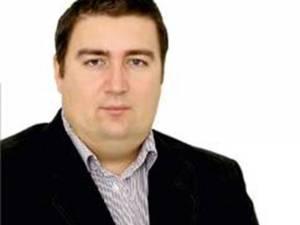 Candidatul din partea UNPR pentru funcţia de primar al Sucevei, Marius Boghian