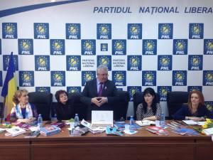 Ion Lungu a dat asigurări că femeile vor fi promovate pe listele pentru Consiliul Local