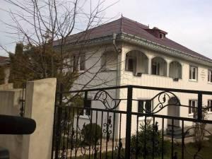 Casa în care s-a produs tragedia