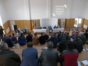 După şedinţa de ieri, Asociaţia Judeţeană de Fotbal Suceava are un nou statut
