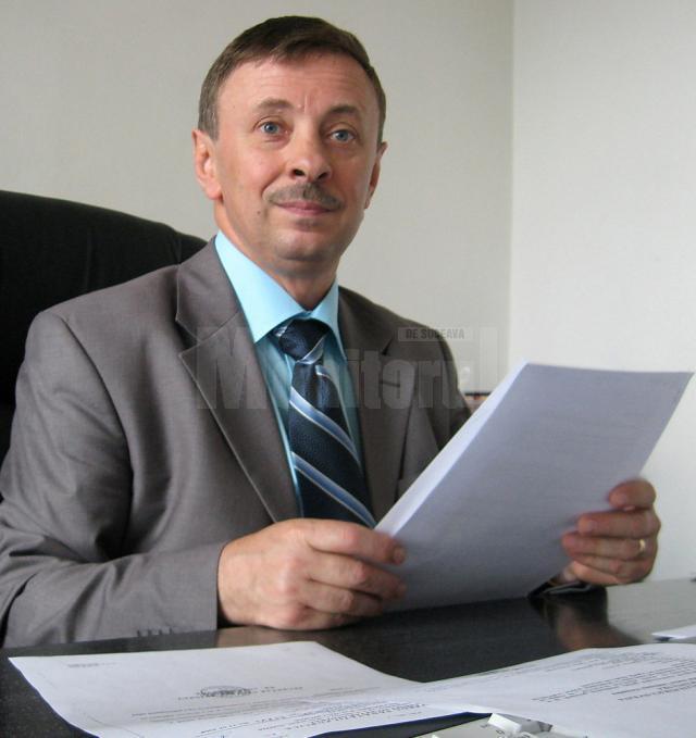 Medicul Alexandru Lăzăreanu este, de ieri, manager interimar al Serviciului de Ambulanţă Judeţean (SAJ) Suceava
