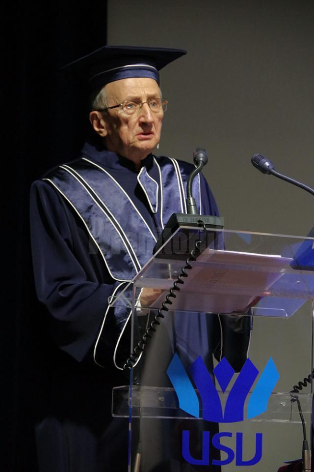 Academicianul Mircea Martin
