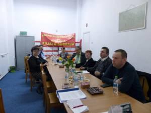 Sindicaliştii suceveni din Poşta Română strâng semnături pentru modificarea în Parlament a unui articol din Codul Muncii