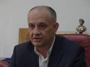 Alexandru Băişanu a anunţat că în cursul zilei de ieri a depus la Primăria Suceava documentaţia necesară pentru organizarea referendumului