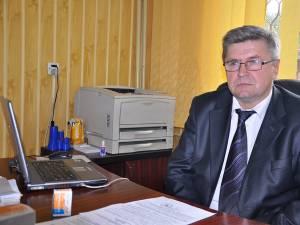 Vasile Latiş, comisarul-şef adjunct al CJPC Suceava