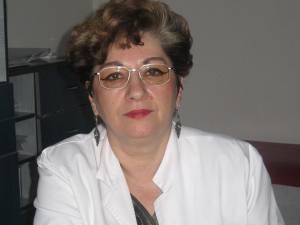 Dr. Irina Badrajan, medic primar medicină de familie