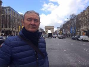 Lorin Avădanei, rebelul fotbalului sucevean, trăieşte o nouă viaţă în Franţa, după ce a fost nevoit să o ia de la zero. Foto: www.gsp.ro