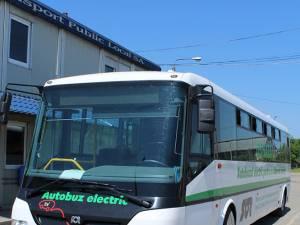 Proiectul de achiziţie a minimum 40 de autobuze electrice este prins ca proiect prioritar