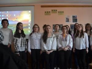 """Festivalul """"Primăvara Poeților"""", la Colegiul Tehnic """"Petru Mușat"""""""