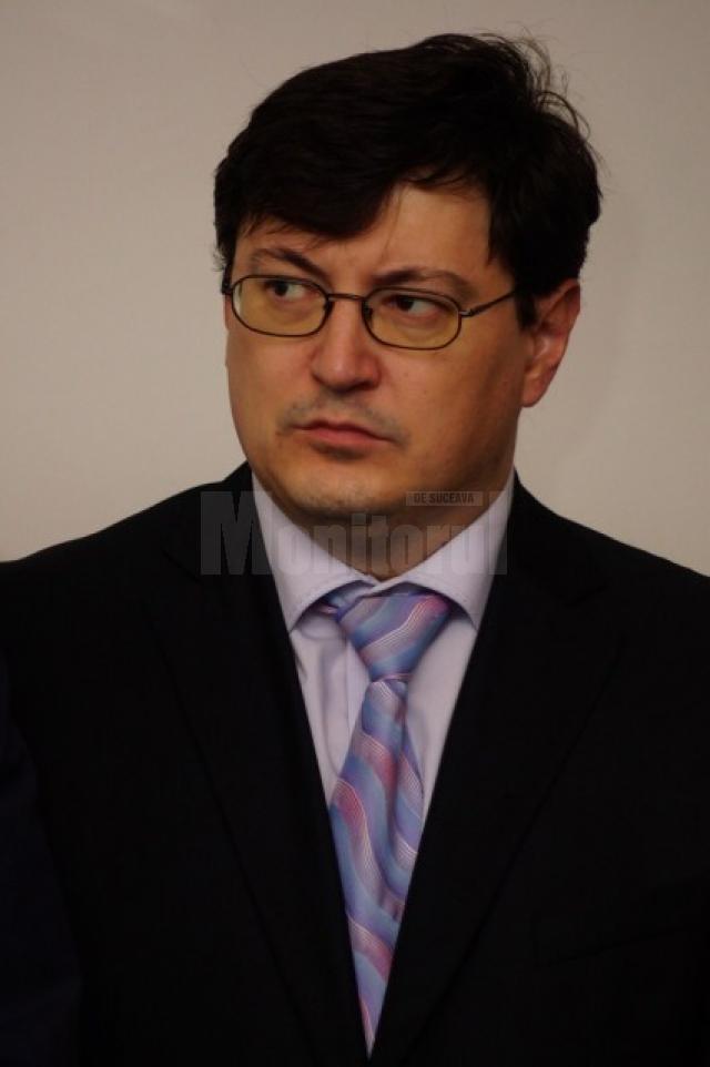 Tiberius Brădăţan este candidatul PSD pentru Primăria Suceava