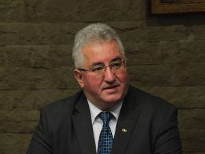 Primarul Ion Lungu, iniţiatorul proiectului