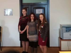 Bernadeta Balac, Cristina Iuliana Marculeac şi Maria Antonina Drosceac vor participa la Olimpiada Internaţională de Polonă