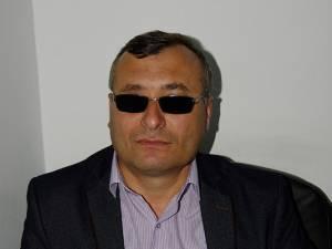 Vasile Grumăzescu, liderul la nivel judeţean al Sindicatului Naţional al Agenţilor de Poliţie