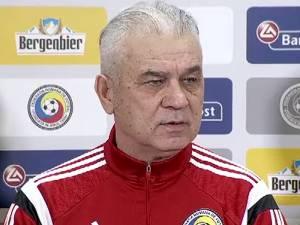 Anghel Iordănescu a anunţat lotul României