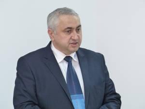 Valentin Popa, rectorul USV