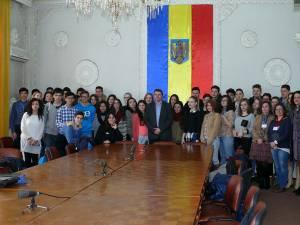 """Cea de-a doua reuniune din cadrul Proiectului """"The Voice of Young Europe"""""""
