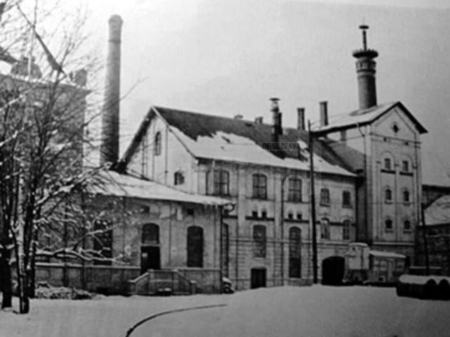 SAB SA sau Fabrica de spirt, cum este cunoscută de localnici, este cea mai veche fabrică din Rădăuţi, cu o tradiţie în domeniu de peste 200 ani