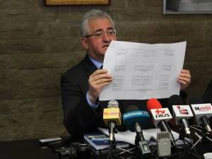 Lungu propune amenajarea a 10 parcări supraterane în municipiul Suceava