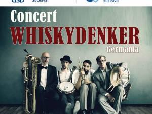 Concert cu trupa germană Whiskydenker, la Cinema Modern
