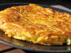 Pomme rosti (tocinel elvețian). Foto: stephanedecotterd.files.wordpress.com