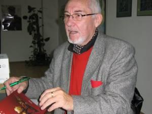 Criticul de artă Valentin Ciucă