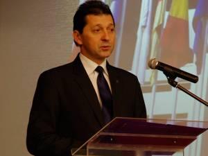 Liviu Popescu a fost reales preşedintele Senatului USV