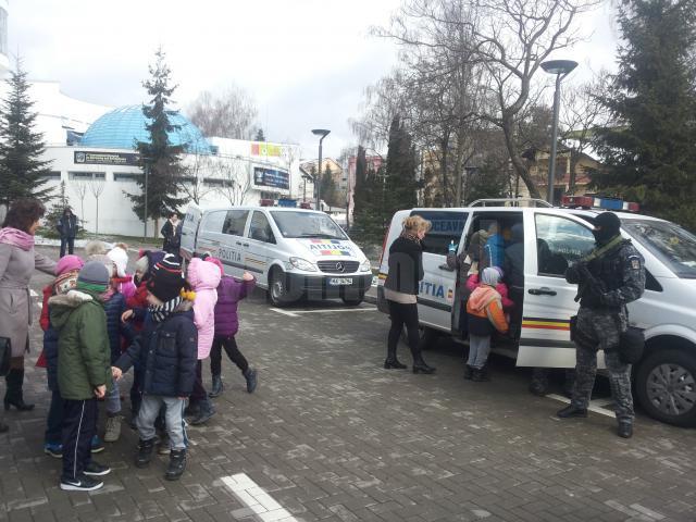 Festivități dedicate Zilei Poliției Române, la Suceava