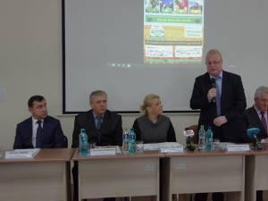 """Prezidiul Forumului Forumul economic """"Agricultura încotro"""""""
