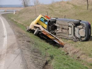 Tânărul care a provocat un accident la Mihoveni a murit în spital după ce a stat trei zile în comă