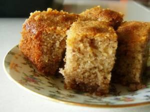 Prăjitura însiropată