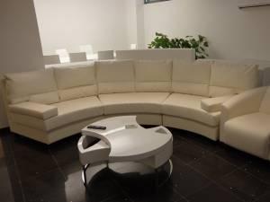 Salonul VIP plecări de la Aeroportul Suceava