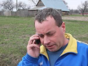 Leonard Rotariu, bărbatul de 44 de ani care a anunţat că a văzut copilul în fântână