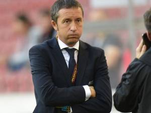Mihai Stoica se va ocupa de probleme sportive