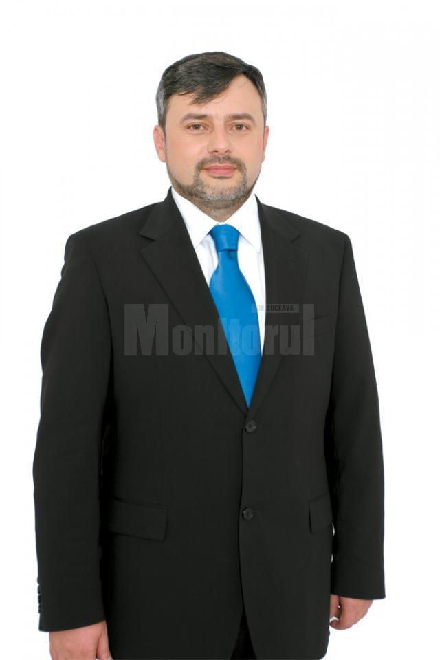 Deputatul PNL de Suceava Ion Balan