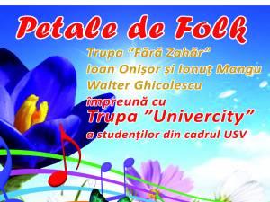 "Turneul regional ""Petale de folk"""