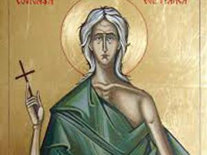 Sfânta Maria Egipteanca