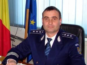 Comisarul-şef Dorel Aicoboae, împuternicit adjunct la comanda IPJ Suceava