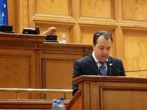 Deputatul din partea minorităţii ucrainene din România, Ioan Marocico