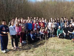 Elevii din Patrula Eco