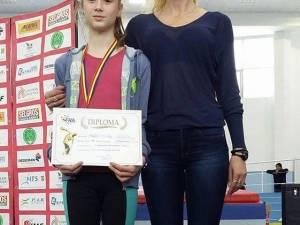Sportivii din judeţ au câştigat şapte medalii la naţionalele de copii
